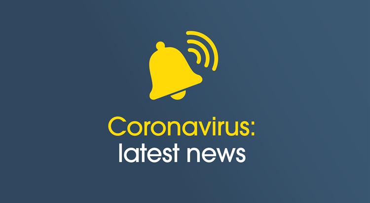 Read the latest coronavirus updates and information