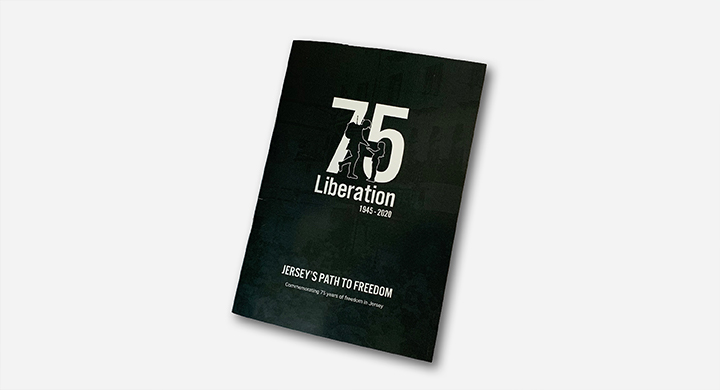 Liberation 75 commemorative book