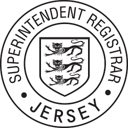 Logo for the Superintendent Registrar