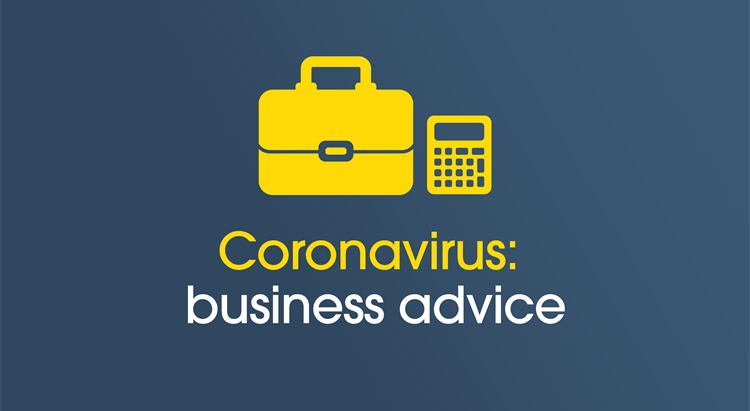 Coronavirus: Business Advice